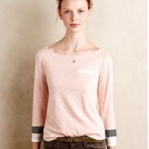 Anthropologie long sleeve top
